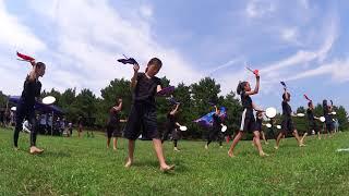 北小岩小学校 [獅子Gong Gong]@江戸川Myフェスタ2018・自由演舞コンテスト第2会場