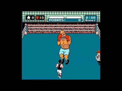 Punch-Out!! ~ All Bosses