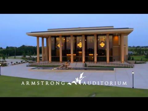 Armstrong Auditorium Masterpiece PBS promo