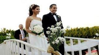 صور زوجة باسم يوسف وابنته نادية وصور زواجه