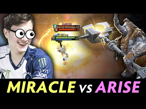 MIRACLE meets BEST Magnus Arise