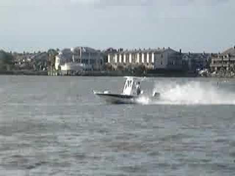 1997 22' - Bay Stealth (VIP) Fishing Rig