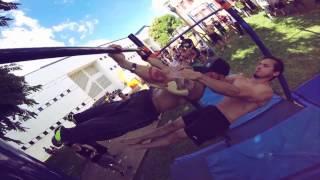 1º Encontro Sudeste de Street Workout em Patos de Minas (UNIPAM)