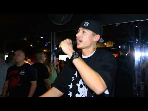 The Martyr Live with Lil Flip in Kansas City, KS