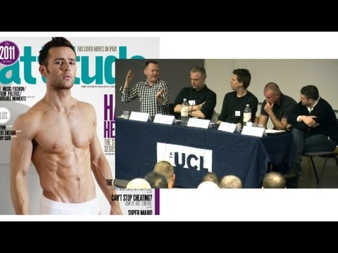 BEEFCAKE: gay men and the body beautiful (UCL)