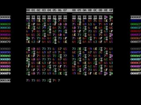 Hexadecimal File-Music