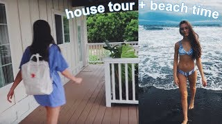 aloha hawaii! we spent the first part of winter break at our grandparents house in hawaii! did a little house tour, got coffee, & went to the beach! more hawaii ...