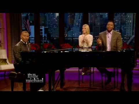 Jamie Foxx Christmas Impersonations