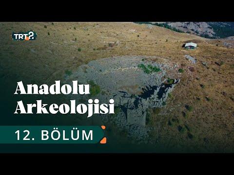 Anadolu Arkeolojisi   Sagalassos Antik Kenti   12. Bölüm