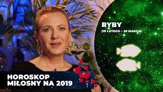 RYBY - miłosny horoskop roczny