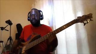 Vuka Afrika - Siyakubonga Bass Cover