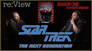 Re:View  Star Trek The Next Generation Season One