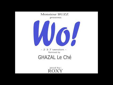GHAZAL feat OLAMIDE - WO! [Remix French version] (Music camerounaise)