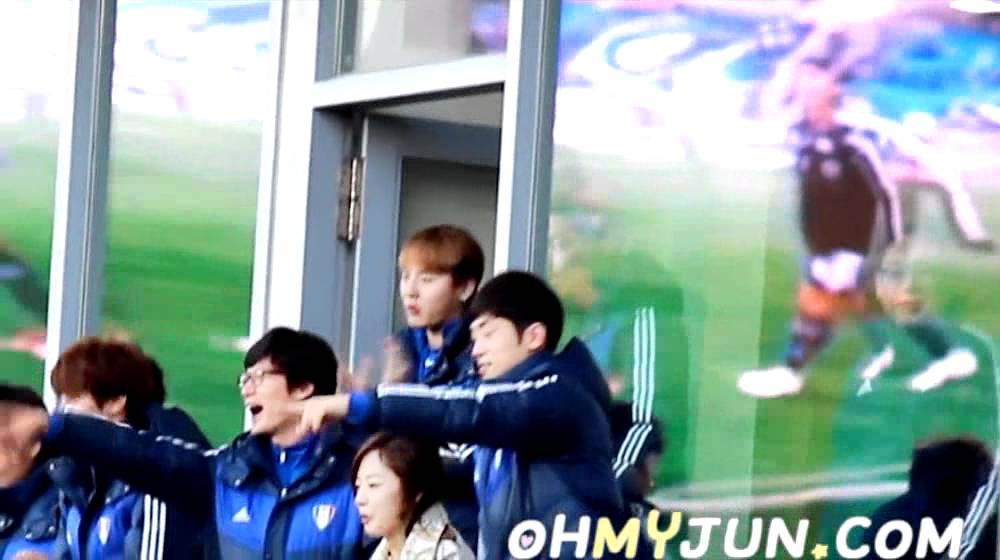 Download [OHMYJUN]111120 Junsu FC MEN