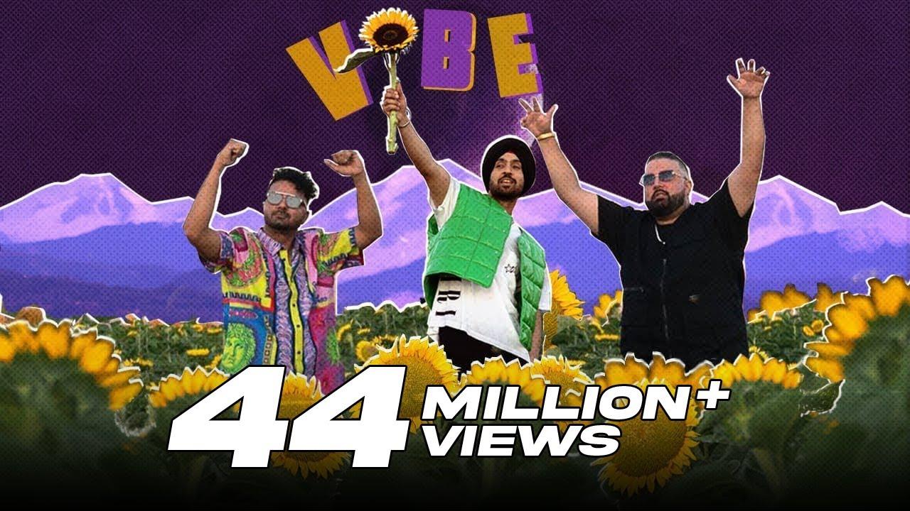 Download Diljit Dosanjh: VIBE (Official Video) Intense   Raj Ranjodh   MoonChild Era