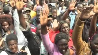 Shangwe Mtaani Road Show