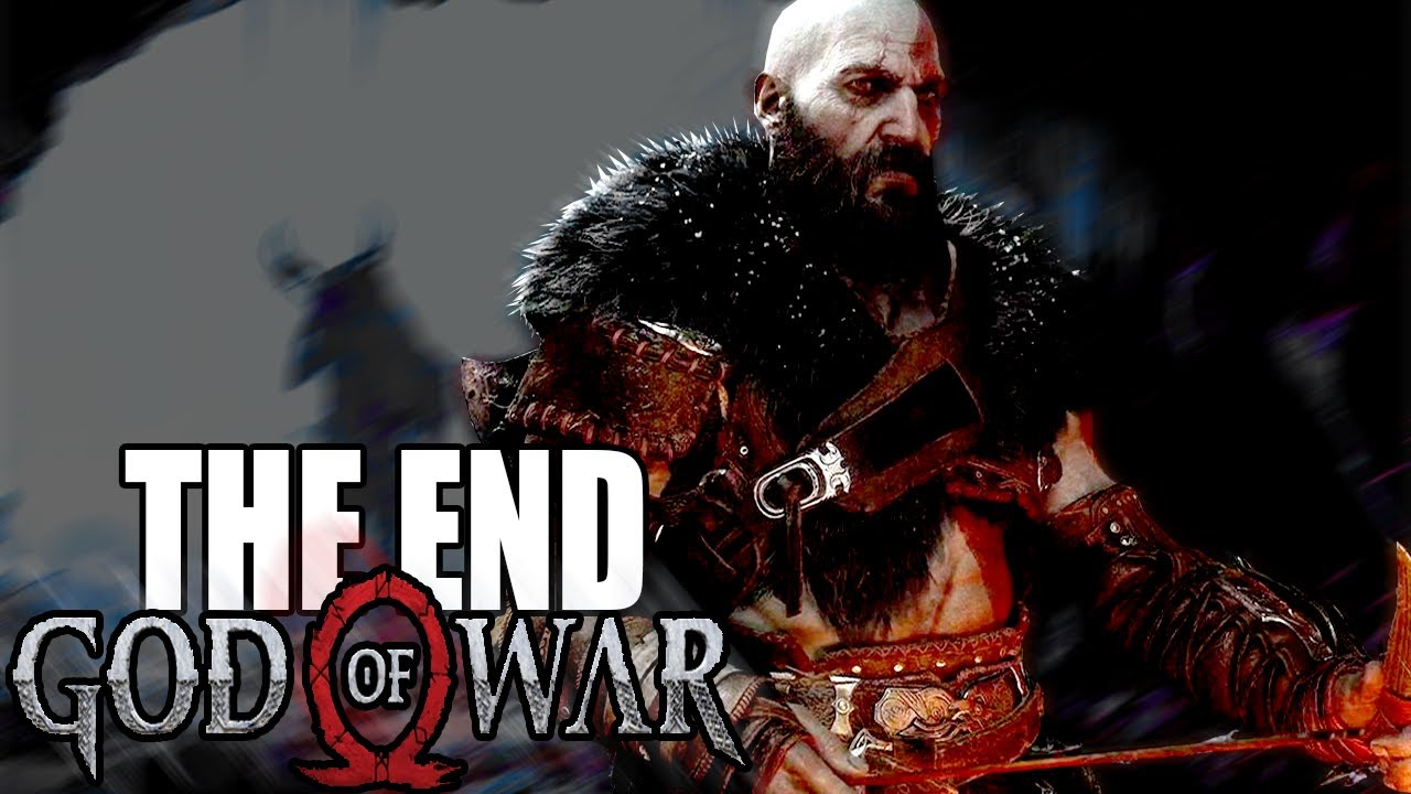 THE END OF GOD OF WAR