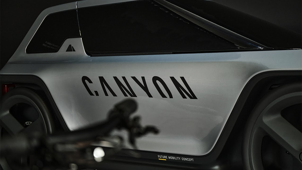 canyon future mobility concept the story