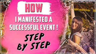4 Steps to Attracting Successful Outcomes | Manifestation Monday | Law of Attraction Success Stories