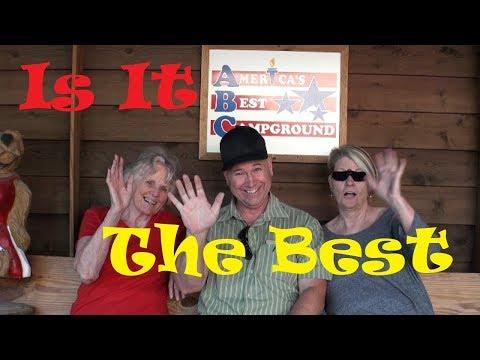 Branson Missouri America's Best Campground