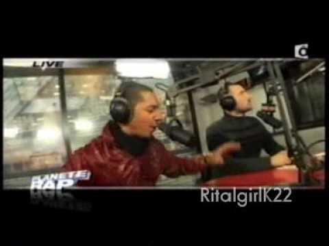 """K.Maro - En live avec le nouveau titre """"réversible"""" sur planète rap"""