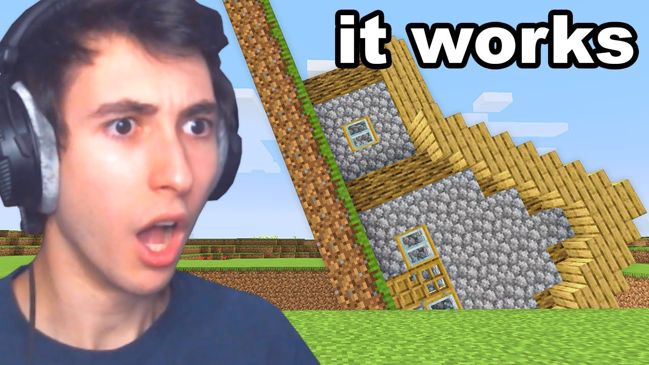 Testing Minecraft Build Hacks That Actually Work