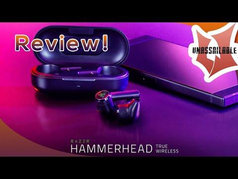 Razer Hammerhead True Wireless Earbuds Review