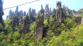 BEST OF CHINA !!! Zhangjiajie National Park & Tianmen Mountains