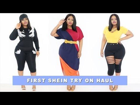 Plus size | Curvy Girl Shein Try On Haul | Edee Beau. http://bit.ly/2Xc4EMY