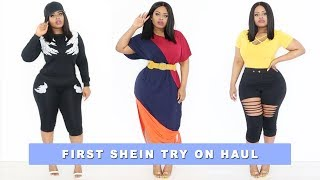 Plus size | Curvy Girl Shein Try On Haul | Edee Beau