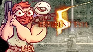Resident Evil 5 - w/ Cry [Part 10] - So you had a bad day...