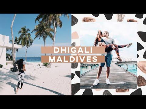 DHIGALI MALDIVES: RAA ATOLL NEW RESORT