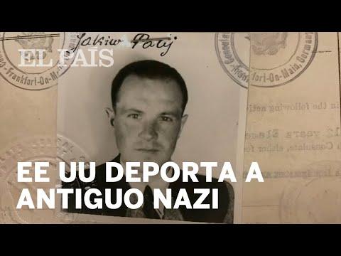 Estados Unidos ordena la deportación de un antiguo guardia nazi   Estados Unidos