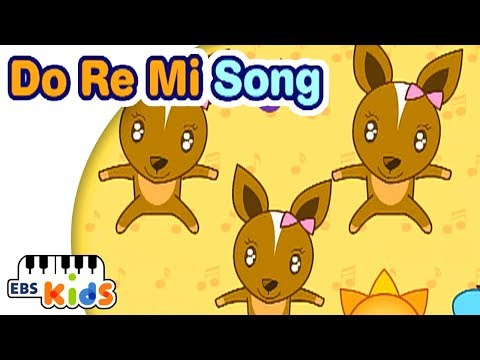 EBS Kids Song - Doremi Song