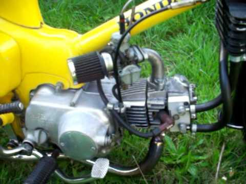 honda c100 super cub 1964 ohc custom. - youtube  youtube