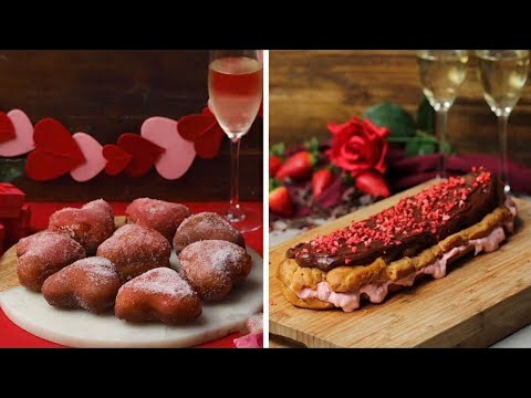 5 Romantic Valentine's Day Themed Recipes To Impress Your Partner
