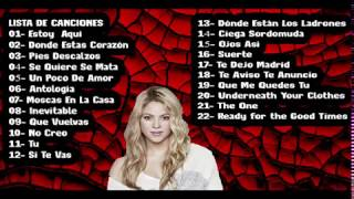 Escuchar mp3 de Shakira, Lo mejor de Shakira