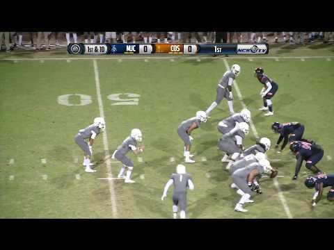 Modesto Junior College vs College of Sequoias Football LIVE 10/13/18