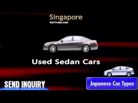 Singapore Car Trade