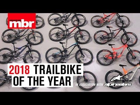Trail Bike of the Year 2018   Overall Winners   Mountain Bike Rider
