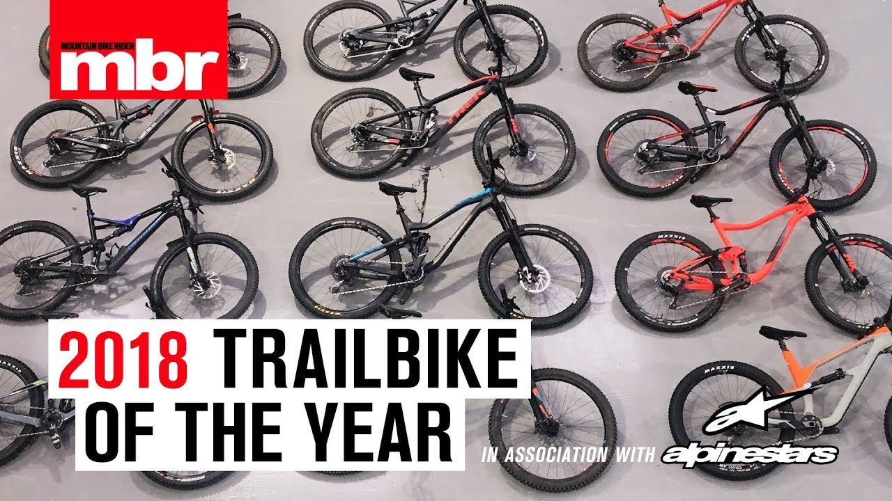 a7481a14b59 Trail Bike of the Year 2018 | Overall Winners | Mountain Bike Rider ...