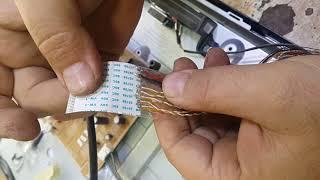 تعديل كبل  LVDS   SAMSUNG   LG
