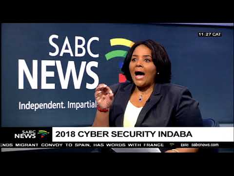 2018 Cyber Security Indaba