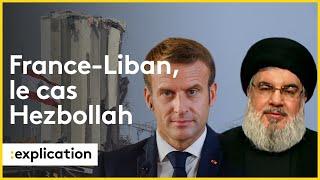 Le Hezbollah au cœur de la crise entre la France et le Liban