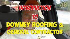 Introduction - Downey General Contractors & Roofing Contractors West Palm Beach, Florida