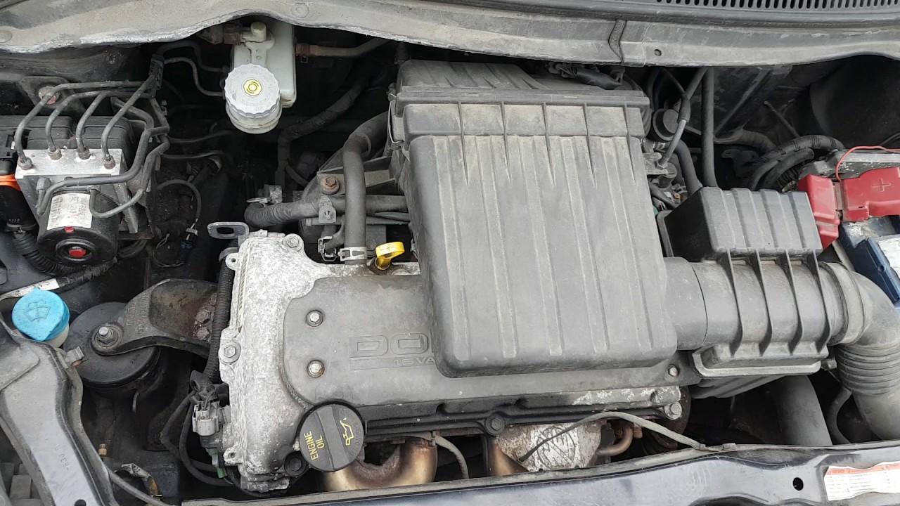 Engine - Car recycler parts Suzuki Swift, 2006 1.3 68kW Gasoline ...