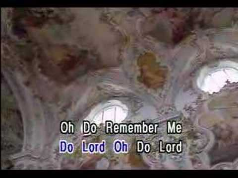 Do Lord, Remember me