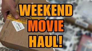Weekend Movie Haul - DVD, Blu-…
