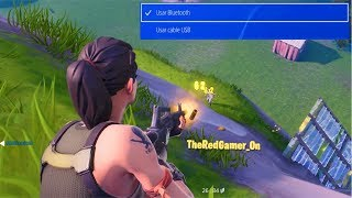 active and this option to kill more and build better in FORTNITE! Console (Ps4/Xbox)