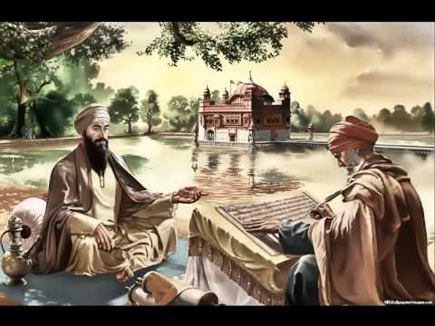 Janam Sakhi - Guru Nanak Dev Ji's - 28 Mardaane Ka Dharam Singh Ko Milna
